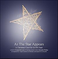 As The Star Appears Christmas Carol