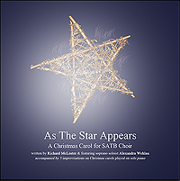 As The Star Appears Music CD