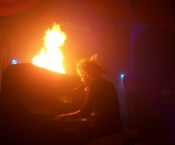 piano-on-fire