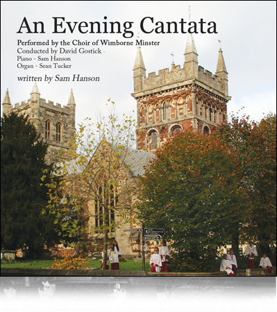 Wimborne Minster commissions An Evening Cantata