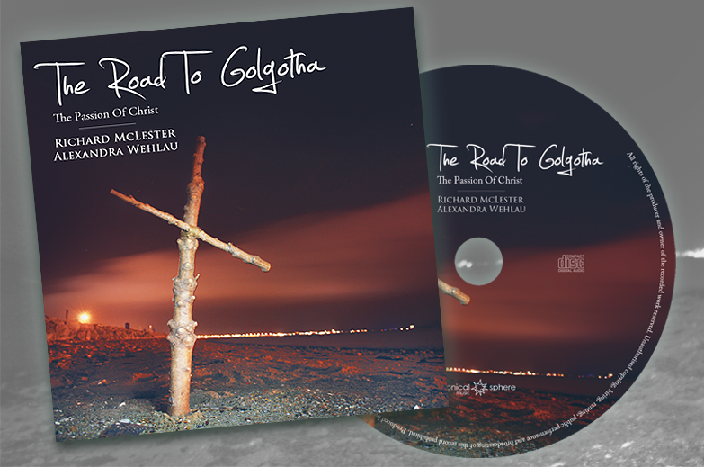 The Road To Golgotha Music CD