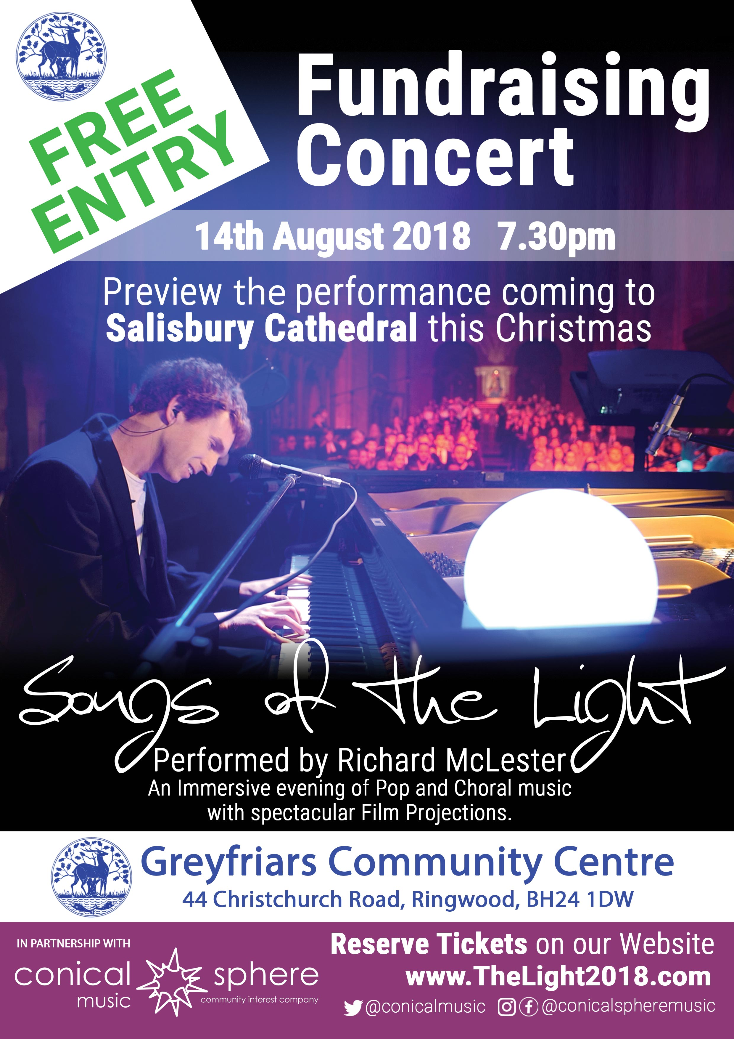 Songs of The Light Performance