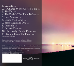 Songs Of The Light INLAY