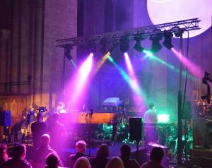 The LIGHT Launch Concert - Romsey Abbey - Images KG - 04.02.2017 (6)